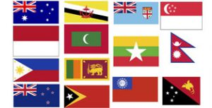 Countries Under Jurisdiction